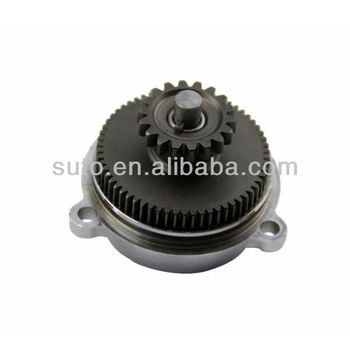 CG125 reduction gear with shaft and cover