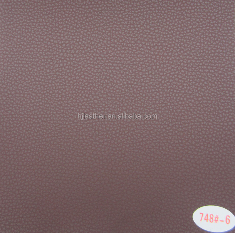 2014 embossed pattern PVC leather for car seat and furniture