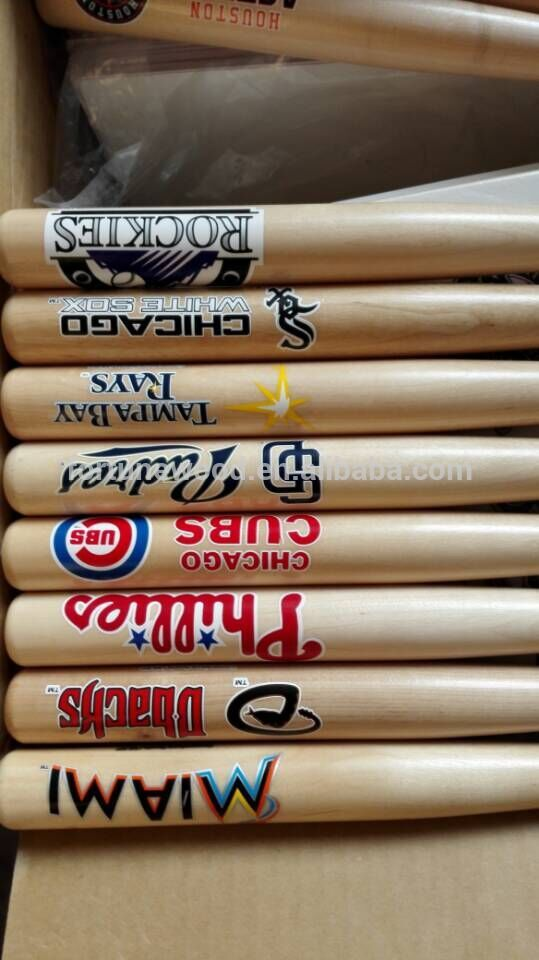 MBL beech birch wood baseball bat manufactory bats
