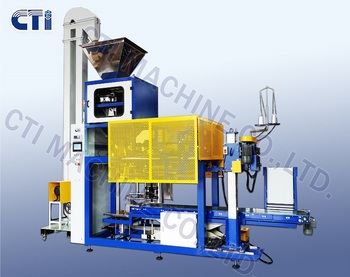 20kg~50kgs beans rice fertilizer Fully Auto Packing Machine Pellet packaging machine