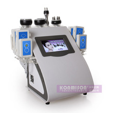 CE Lipo Cavitation Machine RF Vacuum Slimming Machine