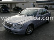 Second Hand Mercedes Car