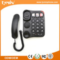 Single Line Corded big button Phone Senior home phone