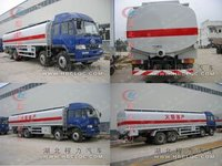 Large Oil Tank Vehicle 8*4 ChinaAuto 28m3 Heavy oil truck