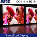 Absen rental curved P3.91 500 x 1000mm led video wall, Indoor rental led display ,factory price P3.91 P4.81 rental