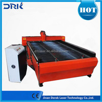 Cheap Sheet Metal plates stainless steel copper alumium plasma cutter cut 100 cnc plasma cutting machine china