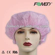 Disposable bouffant cap for medical with CE ISO