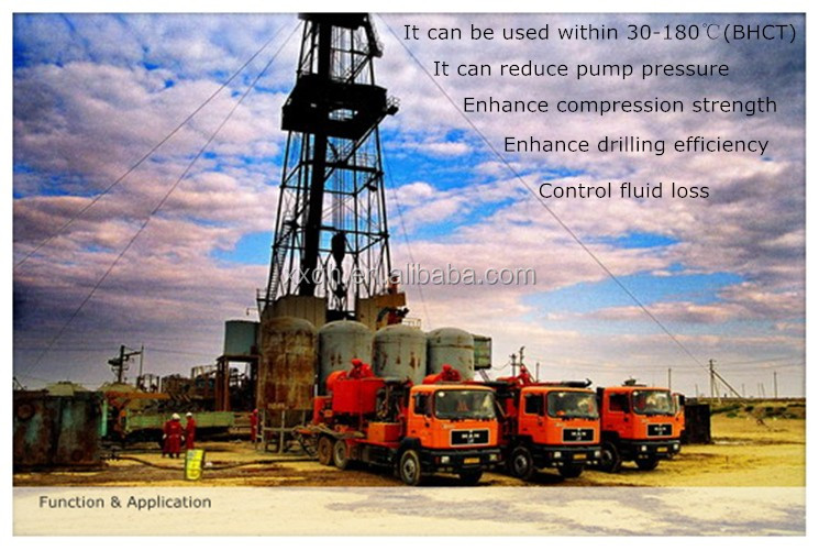 Oil Well Cementing Fluid Dispersant
