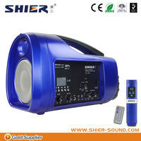 New arrival speaker 0.25w with fm radio