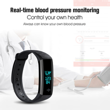 Hot Selling Customed Adjustable Blood Pressure Monitor Led Screen Wrist Band