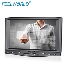 FEELWORLD super 7 inch android car headrest monitor with hdmi input