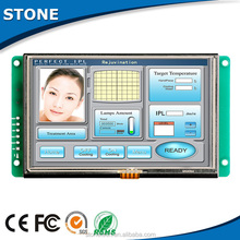 10 inch industrial intelligent LCD touch screen monitor for medical alarm system and beauty equipment