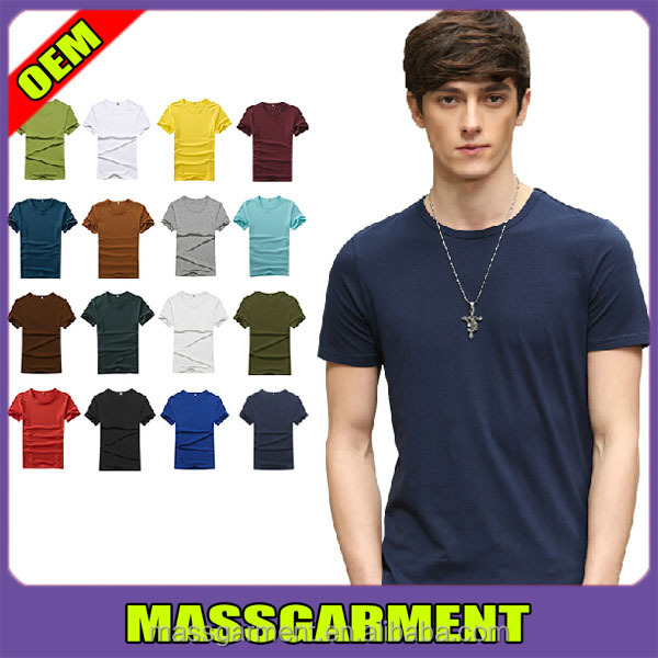 Boys hot basic t-shirt,man ibs t-shirt