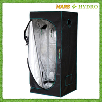 MarsHydro High Quality Factory Direct Supply hydroponic indoor grow tent full spectrum
