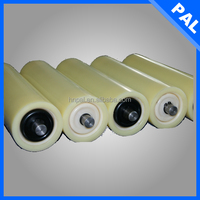 Dia 177.8 mm Anti-Ultraviolet Roller conveyor belt adjusters for great transportation amount