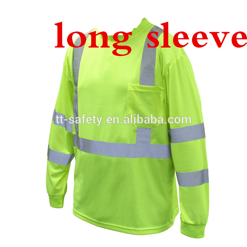 Quality Assurance safety polo t shirt