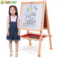 Deluxe wooden writing educational toys for children from china supplier