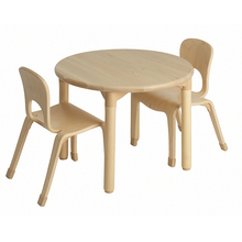 Wholesale kindergarten kids furniture classroom wooden tables and chair set