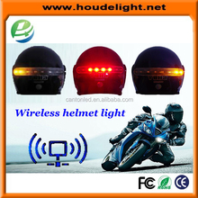 Motorcycle Wireless LED HELMET MOUNTED INDICATORS