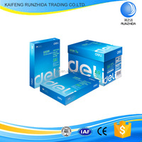 High quality double a a4 copy paper 70gsm