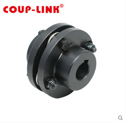 Coup Link cnc milling machine router shaft flexible jaw coupling coupler with keyway LK11