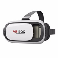 Hottest & newest cell phone watching 3d movies 3d glasses virtual reality