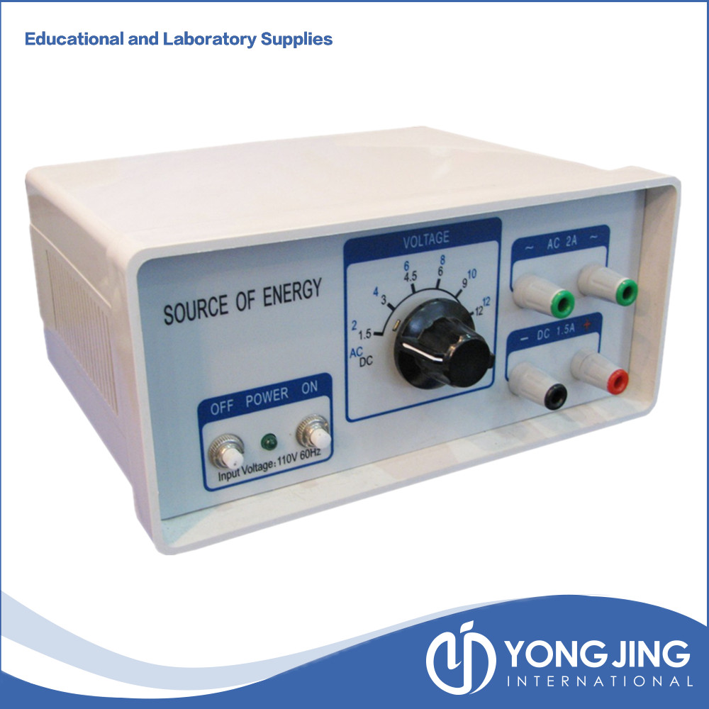 Student Lab Power Supply,Source of Energy