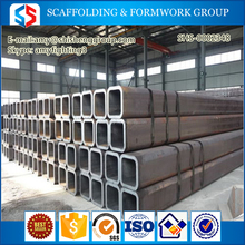 Tiain SS Group High Quality erw welded pipe for sale,large Diameter Square pipe galvanized welded steel pipe