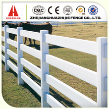 Outdoor retractable plastic dog fence