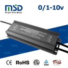 60W constant current 0-10V LED Dimming Driver/0-10V dimmable led controller