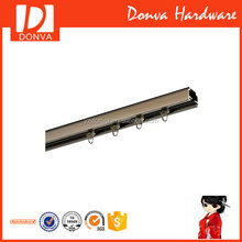 Aluminum sliding window track
