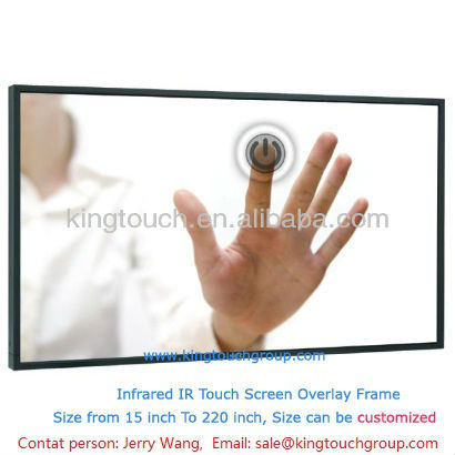 "USB IR Touch Screen 17"" to 185"""