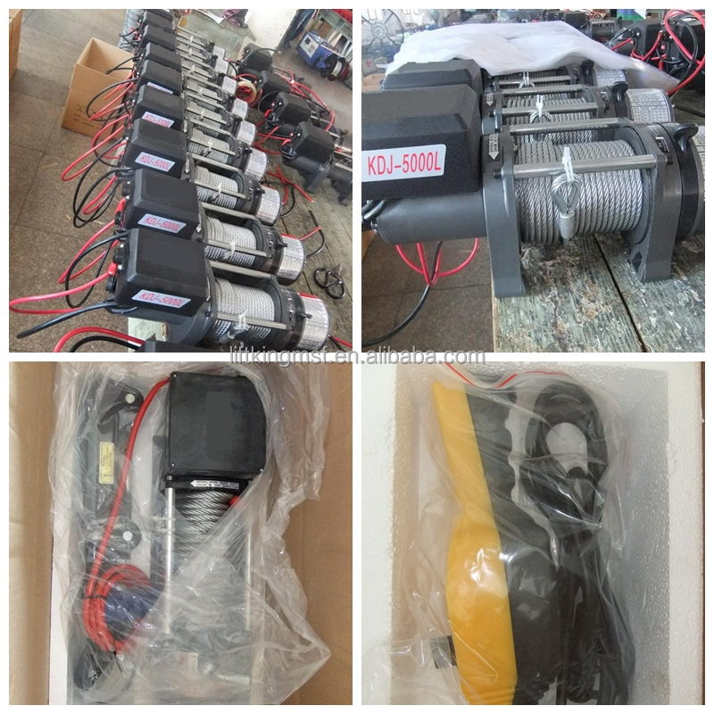lifting tools , KDJ-200E electric windlass & electric winch for sale