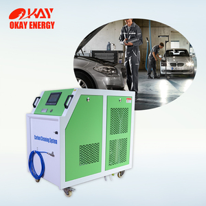 CE oxy-hydrogen engine carbon cleaning machine