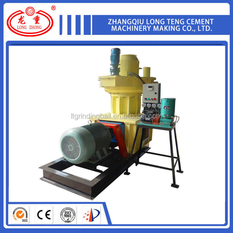 factory direct sales elephant grass pellet machine