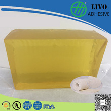hotmelt pressure sensitive adhesive lump for medical bandage