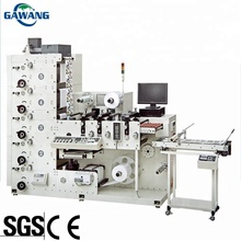 The Leading Manufacturer of Automatic Label Flexo Printing Machine with Lamination Station