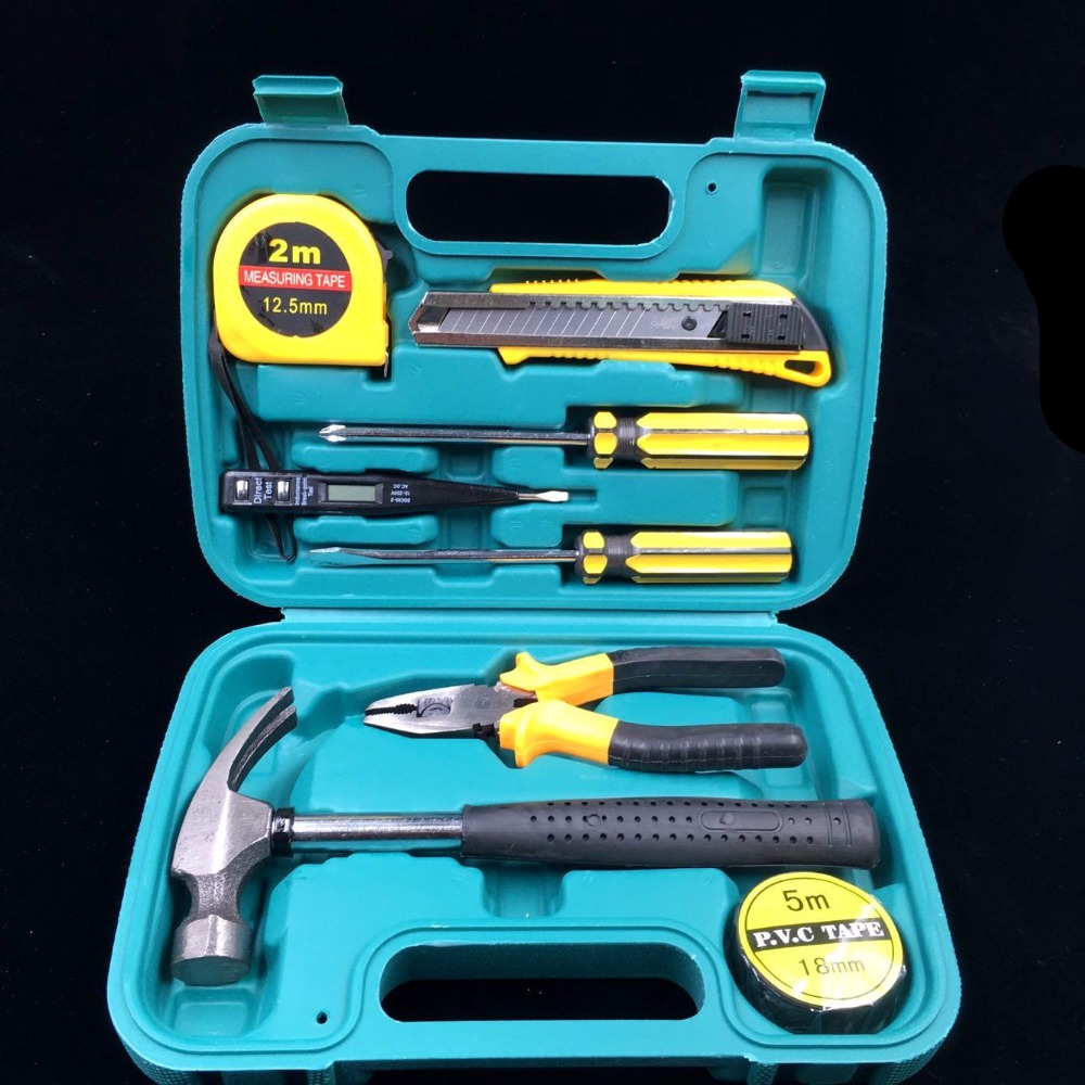 Wholesale Stocked Small Order Household Combination Set Car Repair <strong>Tool</strong>