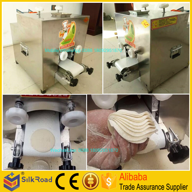 Professional steamed stuffed bun skin making machine