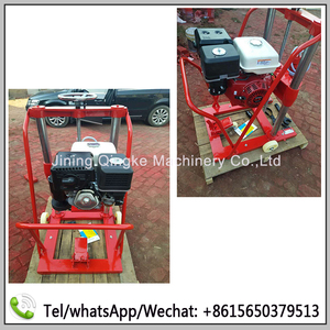 9.5HP diesel engine drilling machine Portable Borehole tools