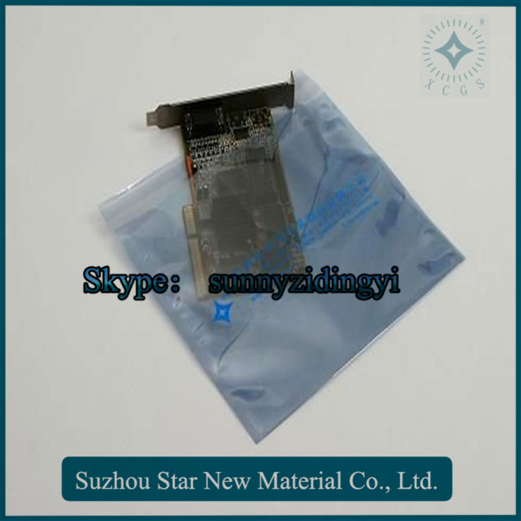 Laminated Material ESD shielding bag with customizable mark