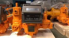 2inch propane gas flow meter lpg flowmeter with printer