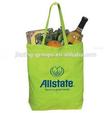 Hot sale logo branded pp non woven fabric shopping bag with print,custom design and logo color,OEM orders are welcome
