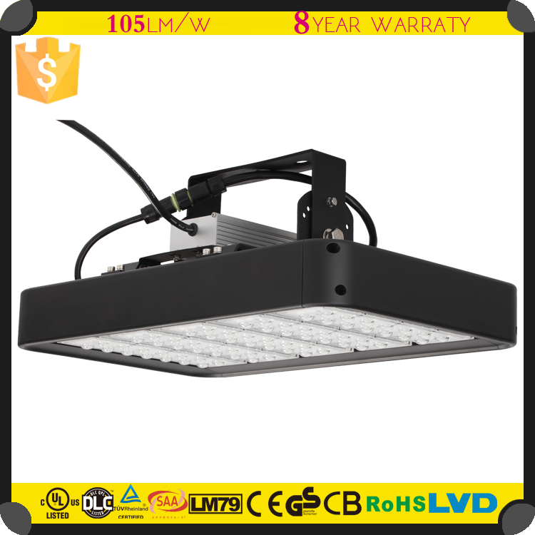 Industrial Lighting IP65 Gas Station LED Flood Lights/Motion Sensing Lights