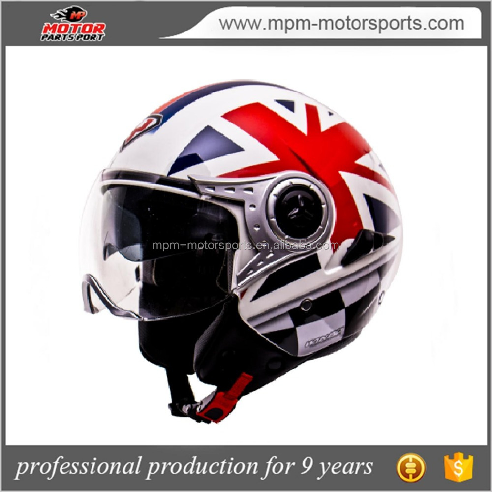 European motorcycle Half Face Helmet l ECE Certification