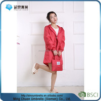 china wholesale websites waterproof ladies rainwear fabric