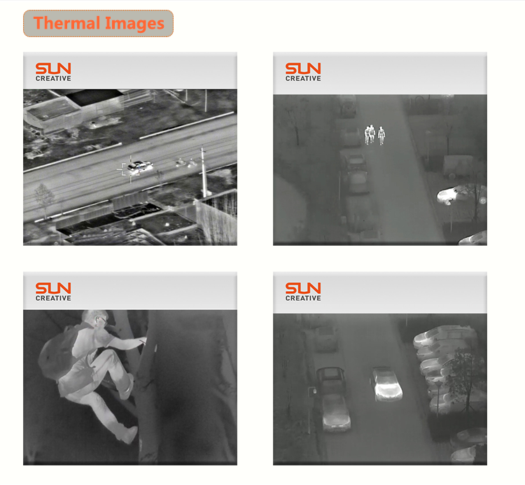 Outdoor Bullet Cmera; Thermal imaging system; Wireless IP camera