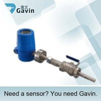 Insertion Thermal Gas Mass Flow Meter