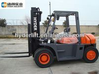 Best and standard 6 ton forklift fd60