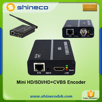 HDMI To IP Converter H.264 Encoder IPTV
